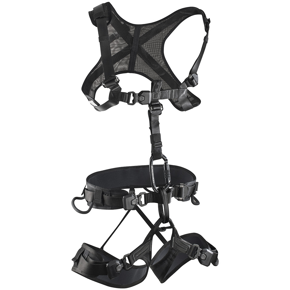 Military & Tactical Full Body Harness (Modular)