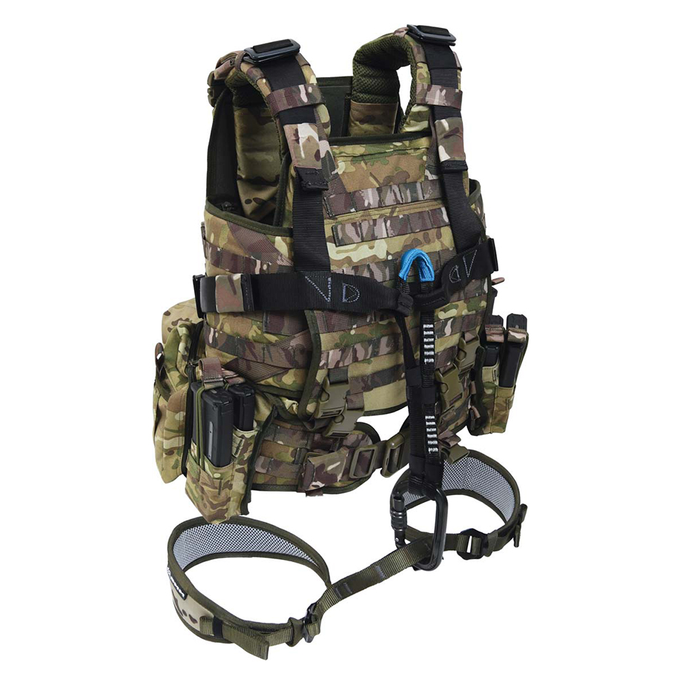 Military & Tactical Armour Compatible Harness
