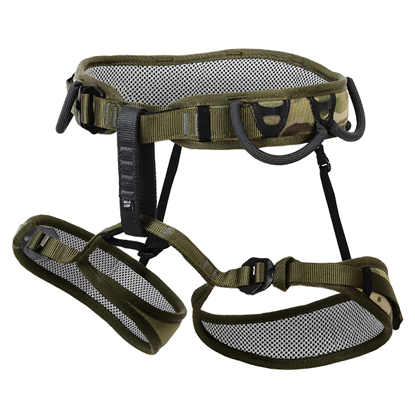 Military & Tactical Sit Harnesses