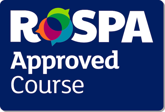 RoSPA approved course
